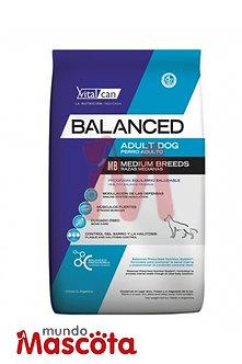 Vitalcan perro adulto balanced Mundo Mascota Moreno