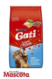 Gati gato adulto cat Mundo Mascota Moreno