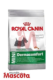 Royal Canin perro mini dermaconfort Mundo Mascota Moreno