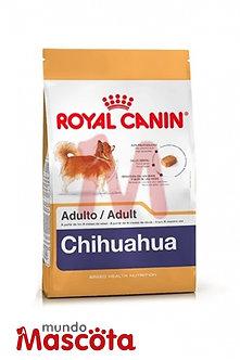 Royal Canin chihuahua adulto Mundo Mascota Moreno