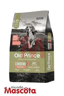 old prince perro raza mordida  pequeña cordero arroz mundo mascota moreno