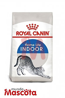 Royal Canin indoor 27 cat gato adulto Mundo Mascota Moreno