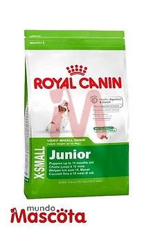 Royal Canin cachorro small junior Mundo Mascota Moreno