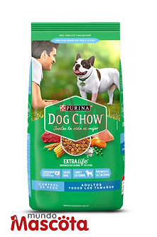 Dog Chow Light Mundo Mascota Moreno