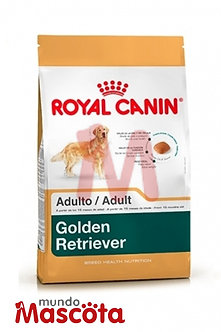 Royal Canin golden retriever adulto Mundo Mascota Moreno