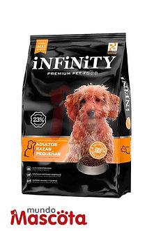 Infinity perro adulto raza pequeña Mundo Mascota Moreno