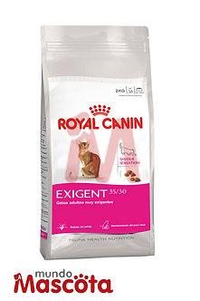 Royal Canin exigent 35/30 cat gato adulto Mundo Mascota Moreno