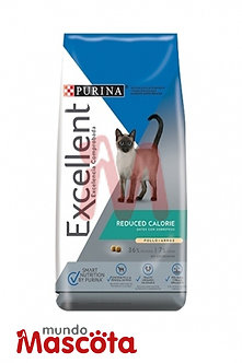 Excellent gato adulto cat light reducido en calorias Mundo Mascota Moreno