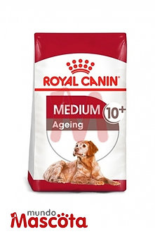 Royal Canin perro medium ageing 10+ senior Mundo Mascota Moreno