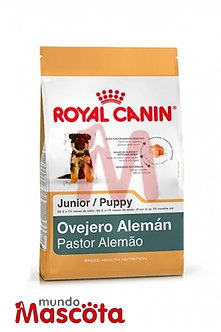 Royal Canin ovejero aleman cachorro junior puppy Mundo Mascota Moreno