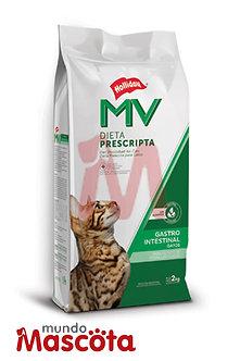 MV Holliday gastrointestinal gato adulto cat Mundo Mascota Moreno