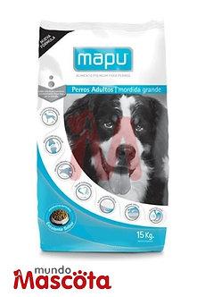 Mapu Perro adulto Mundo Mascota Moreno