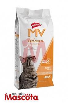 MV Holliday renal gato adulto cat Mundo Mascota Moreno