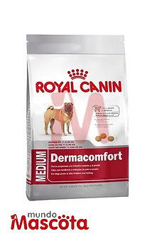 Royal Canin perro adulto medium dermaconfort Mundo Mascota Moreno