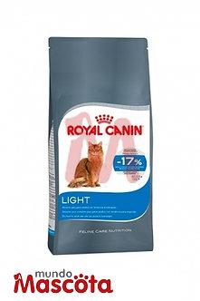 Royal Canin Light cat gato adulto Mundo Mascota Moreno