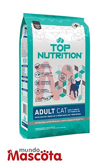 Top nutrition gato adulto cat Mundo Mascota Moreno