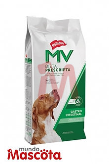 MV Holliday Gastrointestinal Dog Mundo Mascota Moreno