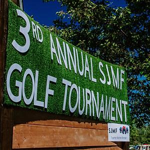 SJMF Charity Golf Tournament