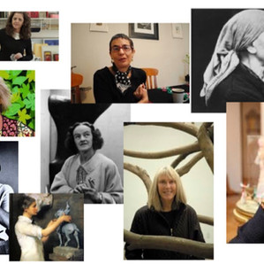 Celebrate Women's History Month with Art!
