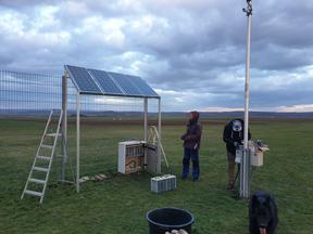 Neue Solarpanels 4x12V 2P2S und somit 24Volt!