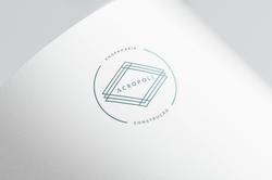 Logotipo Acropoli
