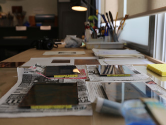 Additional Notes 『PRINTAMAKING WORKSHOP ARTIST'S GUIDE ノントキシック銅版画への誘い』追記事項