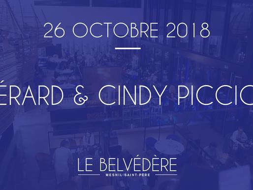 Dîner en musique - Gérard & Cindy Piccioli