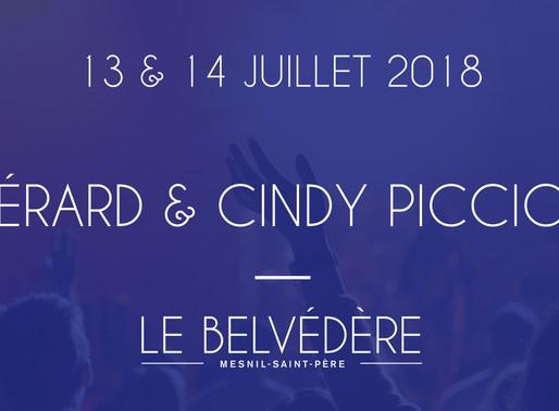 Soirées musicales - Gérard & Cindy Piccioli (Variété)
