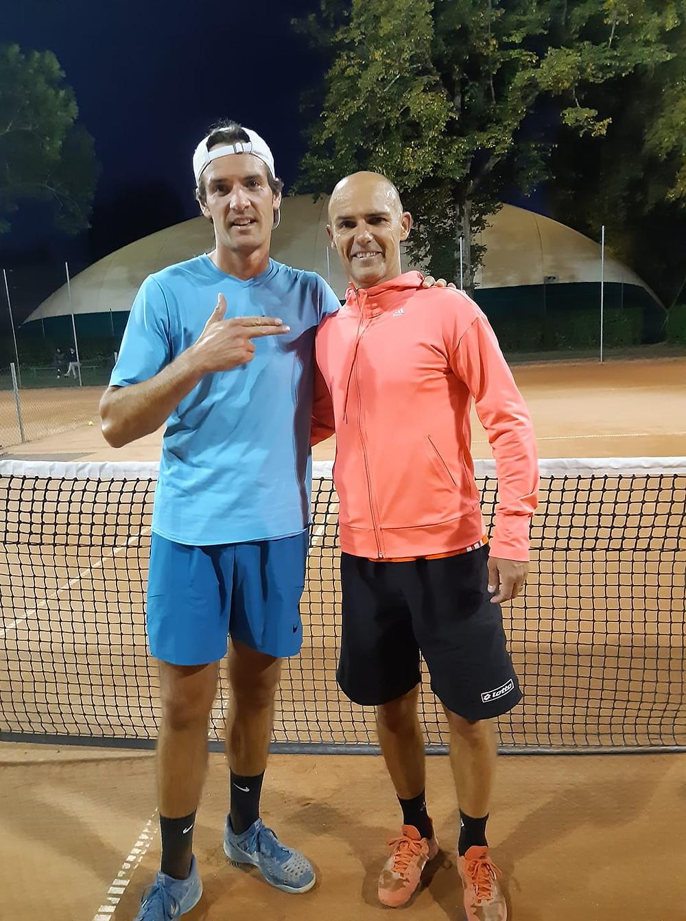 Benjamin Nivet - Tennis Club de Troyes