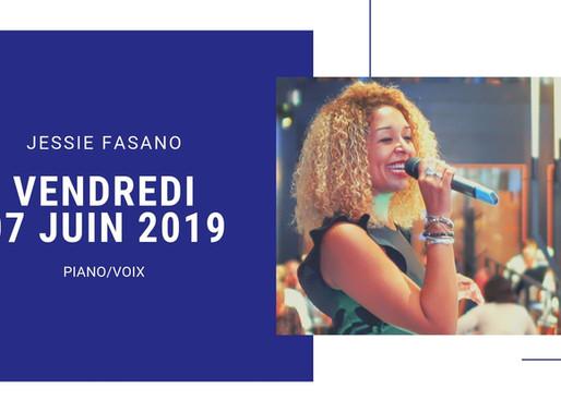 Jessy Fasano - Vendredi 07 Juin