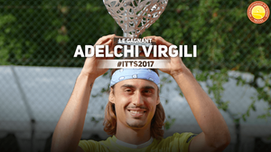 Adelchi Virgili - Internationaux de Tennis de Troyes