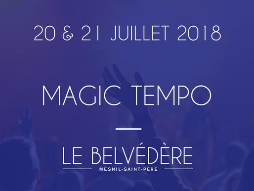Soirées musicales - Magic Tempo (Variétés)