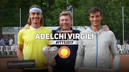 Adelchi Virgili & Antoine Hoang