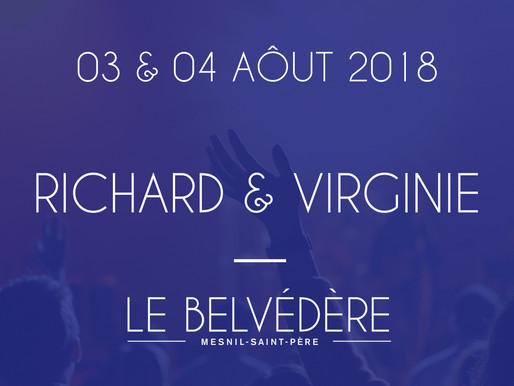 Soirées musicales - Richard & Virginie (Variétés)