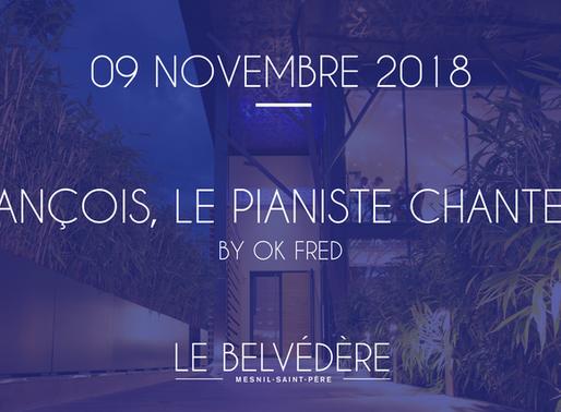 Dîner en musique - François, le pianiste chanteur