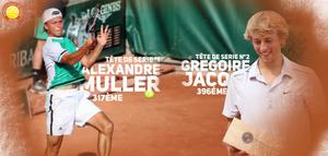 Alexandre Muller & Grégoire Jacq