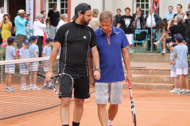 Cyril Hanouna & Pierre Albuixech