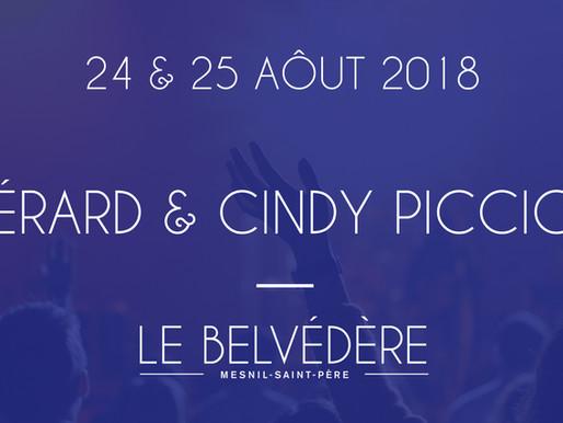 La dernière soirée musicale - Gérard & Cindy Piccioli (Variété)