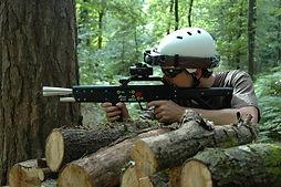 Forest Game - La Réserve