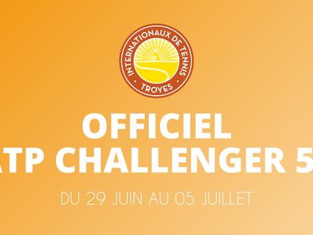 OFFICIEL - ATP CHALLENGER 50