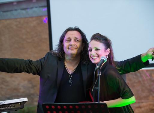 Gérard & Cindy Piccioli de retour le 13 & 14 Juillet.
