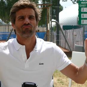 Arnaud Clément - Interview Konbini - Internationaux de Tennis de Troyes 2019