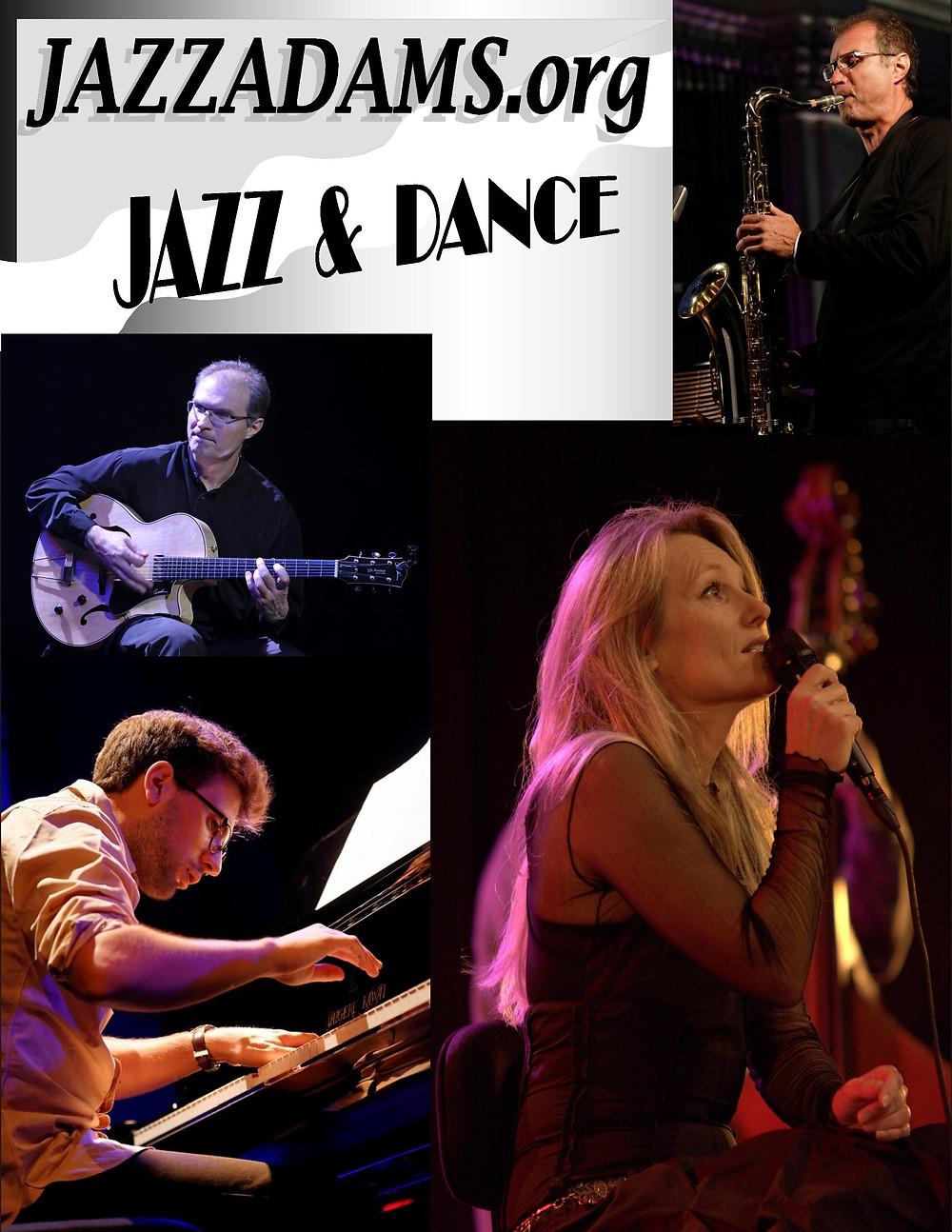 Jazzadams - Le Belvédère