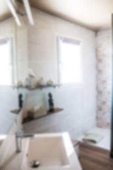 Salle de bain Limas rénovée