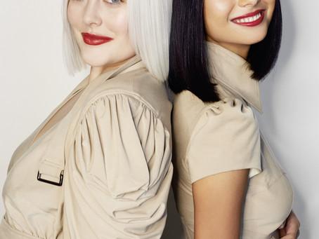 Zwei schöne Frauen und tolle Stylings!! Lust auf mehr!