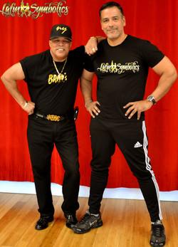 Willie Estrada & Luis Rivera