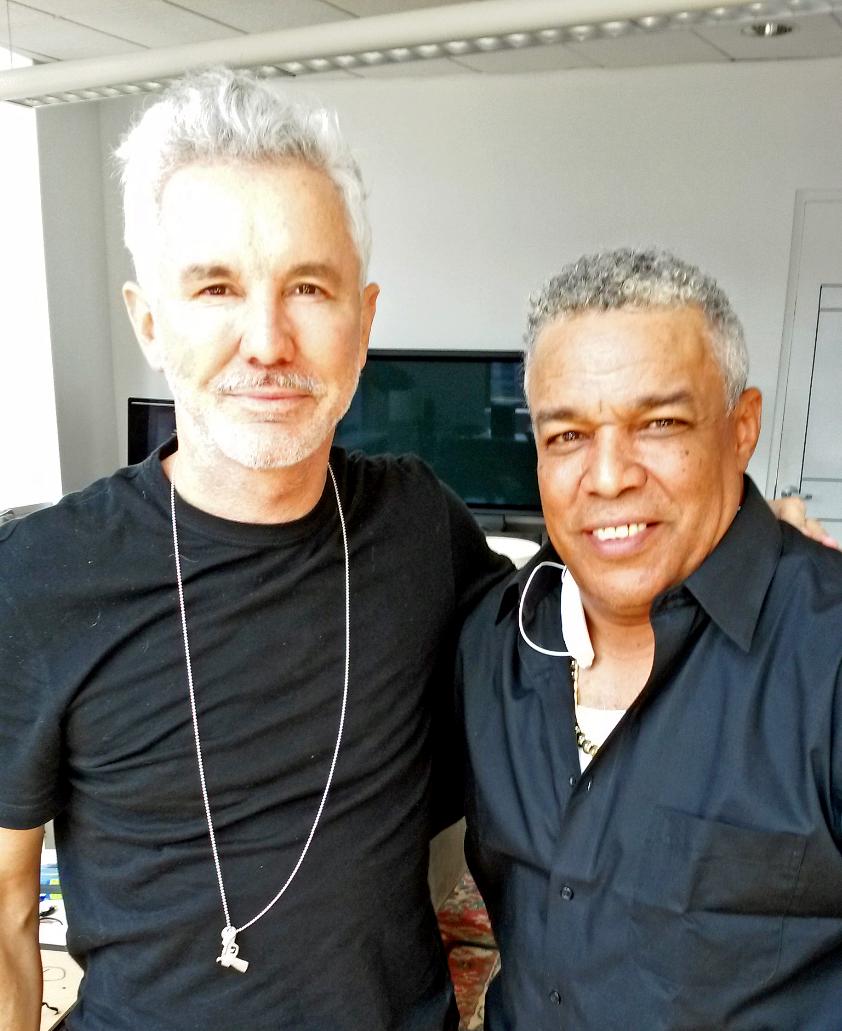 Baz Luhrmann & Willie Estrada
