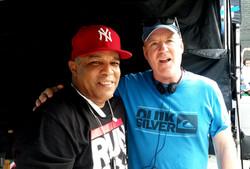 Executive Producer Tom Kelly and Willie Estrada