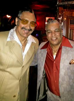 Jimmy Smits & Willie Estrada