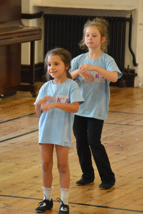 2016 Primary Tap & Ballet - 11